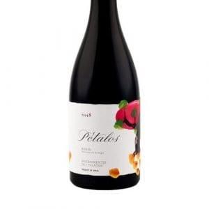 Biodynamic Spanish Wine, Petalos del Bierzo Mencia