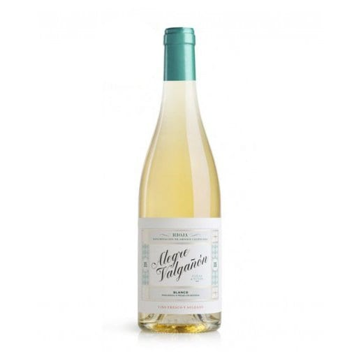 Alegre Valgañón Organic Rioja Blanco