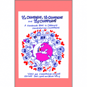 La Champagne, Le Champagne, and Les Champenois- A handmade book to celebrate handcrafted champagne